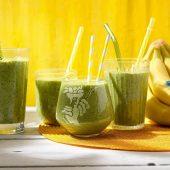 Smoothie sain aux épinards et bananes Chiquita