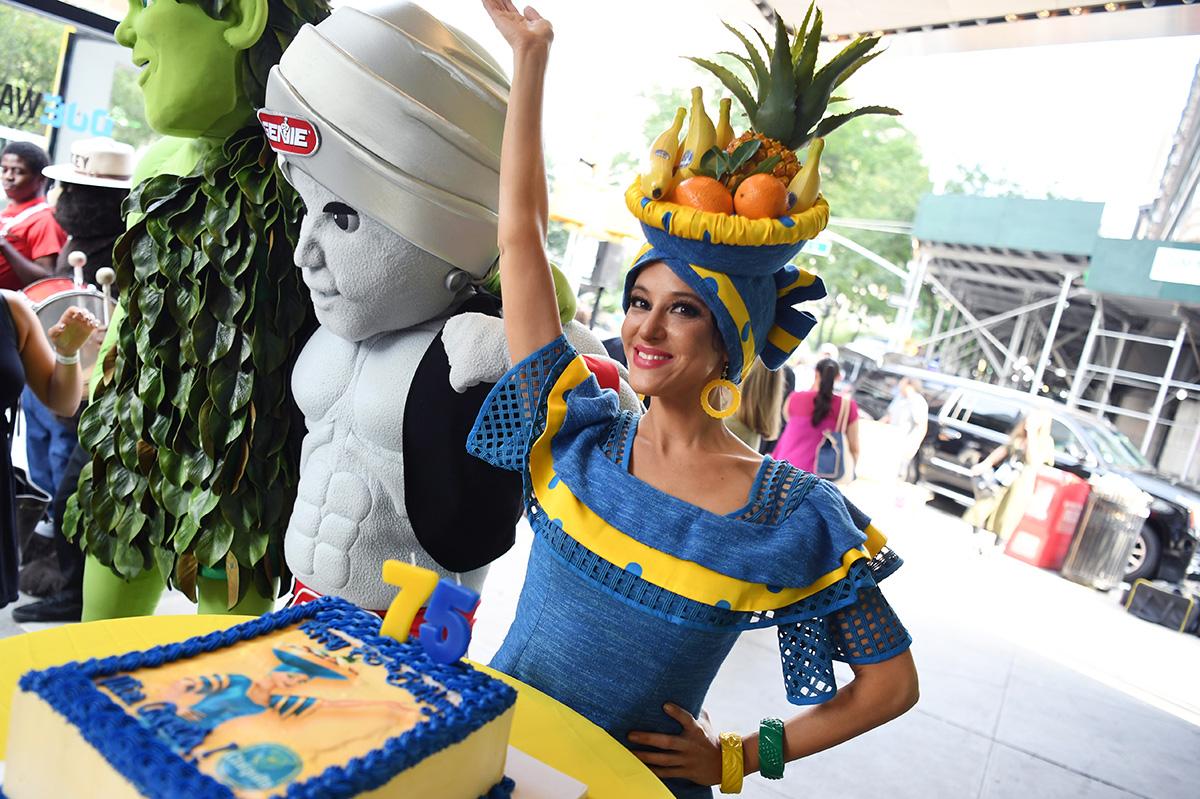Miss Chiquita, notre icône de marque