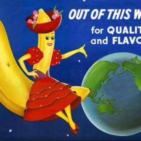 Miss Chiquita et Moments historiques de Chiquita