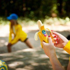 Que manger avant de courir? Des bananes bien sûr!
