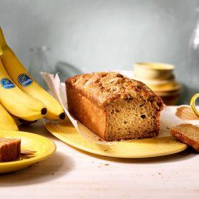 Gâteau aux bananes facile par Chiquita