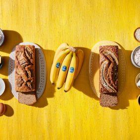 Recettes de pain aux bananes avec ingrédients de substitution