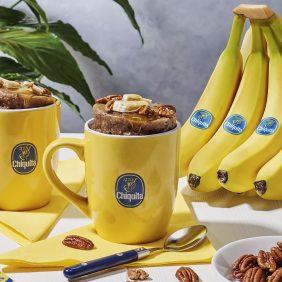 Recettes de mug cakes à la banane Chiquita