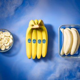 Comment congeler des bananes?