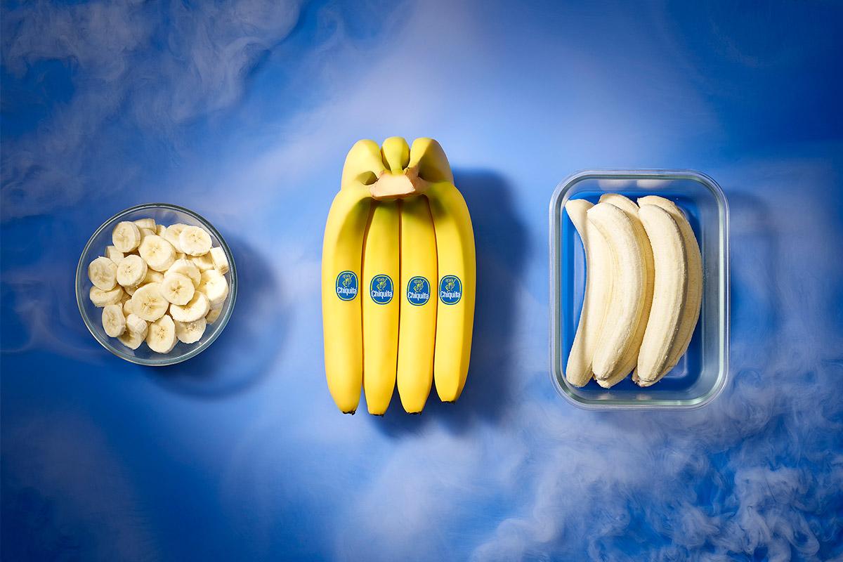 Comment congeler des bananes