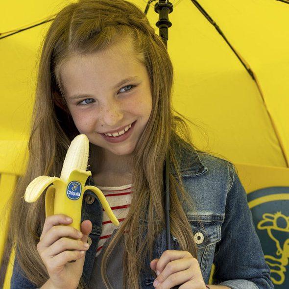 Chiquita peint le monde en jaune dans sa dernière campagne
