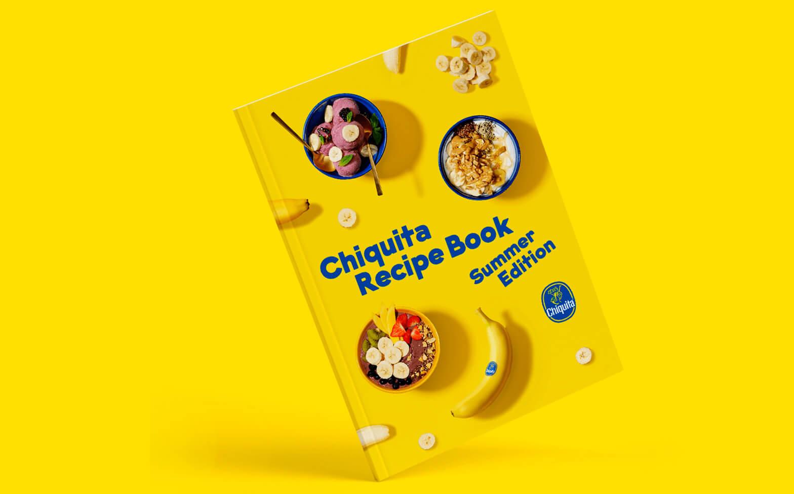 Chiquita livre de recettes pour l'été